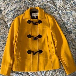 Adorable pea coat!
